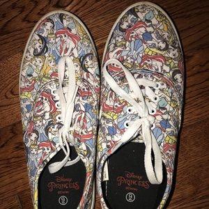 Disney Princess women's sneakers